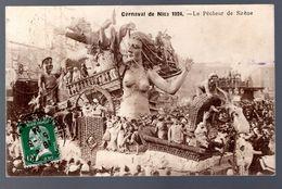 Carnaval De Nice 1924, Le Pecheur De Sirene - Carnival