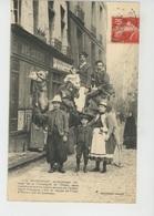 CÉLÉBRITÉS - J.B. BOUSSINEAU, Ex-boulanger, Victime De La Cie De L'Ouest A Fait Le Voyage De VICHY à PARIS à Dos Chameau - Celebridades