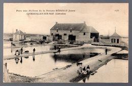 Courseulles Sur Mer, Parc à Huitres De La Maison Héroult - Courseulles-sur-Mer