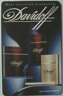 RUSSIA / USSR - Chip - Moscow - Access - Aerocom - Davidoff Cigarettes - 250 Units - Used - Russia