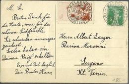 Schweiz 1912: Vorläufer Précurseur Zu+Mi I AK Waldenburg Voll-o WALDENBURG 26.XII.12 (BASELLAND)  (Zumstein CHF 350.00 ) - Pro Juventute