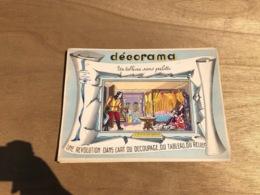 DECORAMA CENDRILLON - Bücher, Zeitschriften, Comics