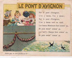 RICQLES / LE PONT D AVIGNON - Trade Cards
