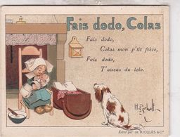 RICQLES / FAIS DODO COLAS - Trade Cards
