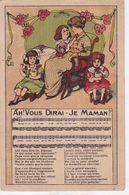PASTILLES ALMA / AH VOUS DIRAI JE MAMAN - Trade Cards