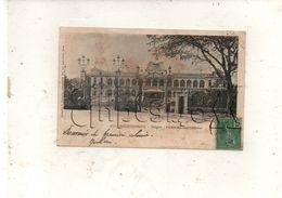Saïgon (Viet-Nâm) : Le Palais Du Gouverneur Env 1903 (animé) PF. - Viêt-Nam