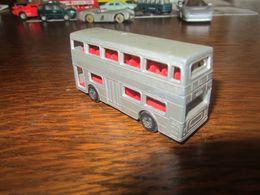 CP82 Lesney, Matchbox Superfast, Bus  The Londonner   N°17,1972 - Camions, Bus Et Construction
