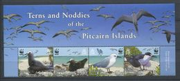 265 - PITCAIRN 2007 - Yvert 663/66 - Oiseau - Neuf ** (MNH) Sans Trace De Charniere - Stamps