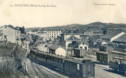 43 - Dunières - La Gare - Altri Comuni