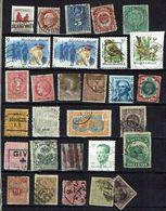 World - Monde - Little Lot To Inspect - à Inspecter  - Na Te Zien - Stamps