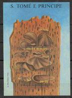 1988 SAINT THOMAS ET PRINCE BF 57** Champignons - Sao Tome And Principe