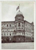 DRESDEN - Zinzendorfstrasse 2 - Hans Schemm Haus - III Reich - Swastikafahne - Dresden
