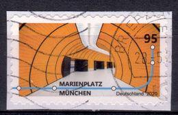 D+ Deutschland 2020 Mi 3541 U-Bahn München - BRD