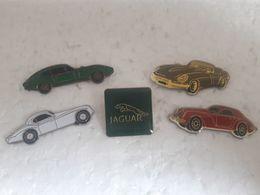 5 PINS JAGUAR - Jaguar