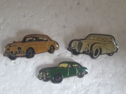 3 PINS JAGUAR - Jaguar