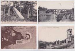 22 Côtes-d'Armor - Lot Varié De 154 Cartes Postales Anciennes Petit Format Costumes Bretons Dinan Lannion Trégastel... - France