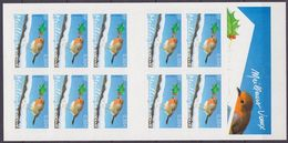 Carnet Neuf ** N° BC3622(Yvert) France 2003 - Meilleurs Voeux, Oiseau - Booklets