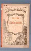 Thoune Et Le Lac De Thoune (Suisse)  (PPP23338) - Dépliants Touristiques
