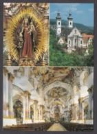 """Germany - Zwiefalten (BW) / Münster - Klosterkirche """"Unserer Lieben Frau"""" - 3 Ansichten (3) - Iglesias Y Catedrales"""