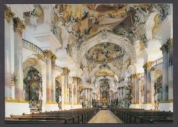 """Germany - Zwiefalten (BW) / Münster - Klosterkirche """"Unserer Lieben Frau"""" - Innenansicht Mit Blick Zum Altar (2) - Iglesias Y Catedrales"""