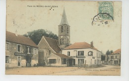 LE MESNIL SAINT DENIS - La Place - Le Mesnil Saint Denis