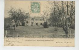 LE MESNIL SAINT DENIS (environs) - LES AMBÉSIS - Le Mesnil Saint Denis