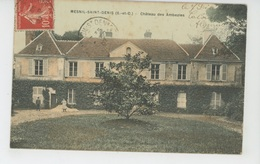 LE MESNIL SAINT DENIS - Château Des AMBEZIES - Le Mesnil Saint Denis