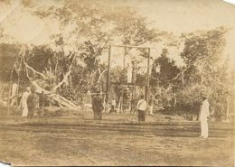 Indochina India Siam (?), Execution By Hanging (1900s) Real Photo - Viêt-Nam