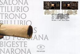 Bosnia & Herzegovina - Mostar - 2020 - Europa CEPT - Ancient Postal Routes - FDC (first Day Cover) - Bosnie-Herzegovine