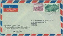 86181 - PAKISTAN - POSTAL HISTORY -  Airmail  COVER To ITALY  1962 - Pakistan