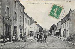 PONT DE POITTE Grande Rue - Autres Communes