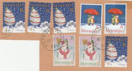 SLOVENIA Used Stamps - Slovenia