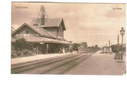 JODOIGNE La Gare - Jodoigne