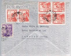 España, 1954, Barcelona-Zurich - 1931-Oggi: 2. Rep. - ... Juan Carlos I