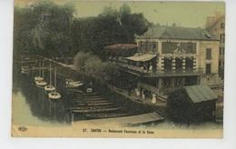 CHATOU - Restaurant FOURNAISE Et La Seine - Chatou