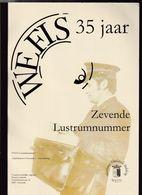 947/30 -- LIVRE WEFIS Lustrumnummer 35 Jaar - Zie Inhoudstafel , Divers Auteurs , 121 Pg , 2007 - ETAT NEUF - Fachliteratur