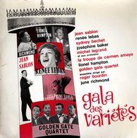 Double 45 Tours - Gala Des Variétés - Hit-Compilations