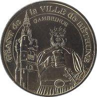 2008 MDP141 - BETHUNE 1 - Gambrinus (Géant De La Ville De Béthune) / MONNAIE DE PARIS - Monnaie De Paris