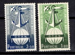 Portugal YT N° 760/761 Neufs ** MNH. TB. A Saisir! - 1910-... République