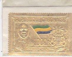 GABON 1968 - Leon Mba (Yvert A 76 OR) Neuf ** (MNH) - Gabon (1960-...)