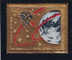 Gabon Pa N° 120 Neufs ** ( 1500F OR Apollo XV) - Gabon (1960-...)