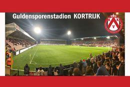 CP.STADE DE FOOTBALL. KORTRIJK    BELGIQUE   GULDENS-PORENSTADION  # CS. 578 - Football