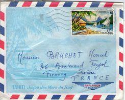 Polynésie Française. Enveloppe. 28/7/1965 - Polynésie Française