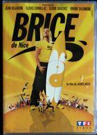 BRICE DE NICE - Jean Dujardin - Clovis Cornillac - Elodie Bouchez - Bruno Salomone  . - Comedy
