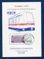 France - Carte Maximum - Europa - 1988 - 1980-89