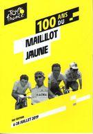100 Ans Du Maillot Jaune. Carte Moderne - Cyclisme