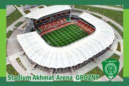 CP.STADE DE FOOTBALL. GROSNY  RUSSIE   AKHMAT-ARENA     # CS. 581 - Football
