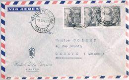 España, 1955, Gerona-Geneve - 1931-Oggi: 2. Rep. - ... Juan Carlos I