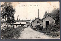 Balanod, L'usine à Marbre - Autres Communes