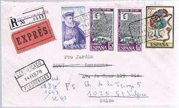 España, 1978, Agodonales-St. Sulpice - 1931-Hoy: 2ª República - ... Juan Carlos I
